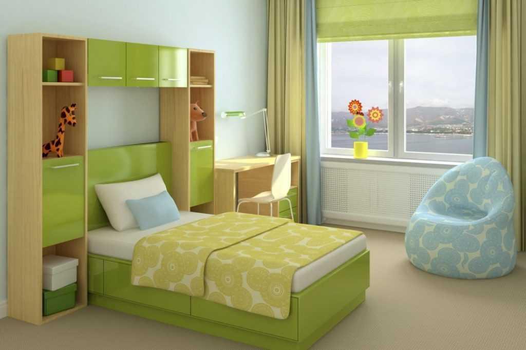 Как расставить мебель в маленькой комнате, советы опытных декораторов