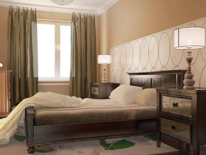 Дизайн спальни 12 кв м: 20 фото интерьеров