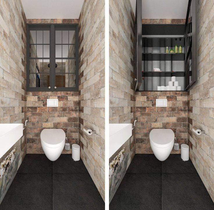Дизайн ванной комнаты в стиле лофт — особенности дизайна и интересные идеи создания уникального стиля, 150 фото * дом просто!