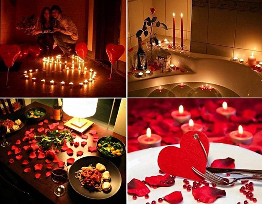 Что приготовить для романтического ужина на двоих в домашних условиях