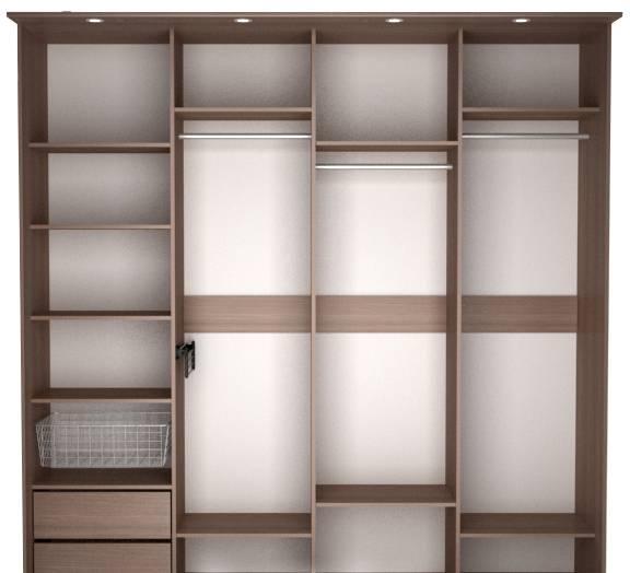 Шкаф-купе глубина 40 см (75 фото): стандартная и минимальная 30, 35, 45, 50, 55 см для верхней одежды