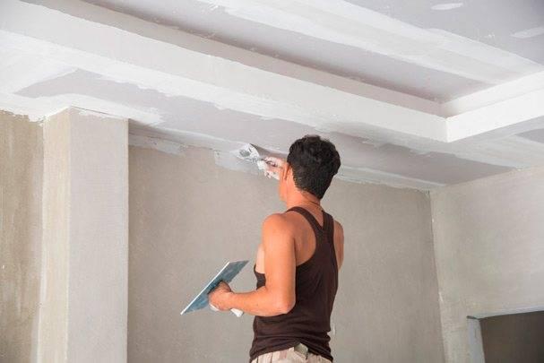 Можно ли красить потолочную плитку из пенопласта водоэмульсионной краской