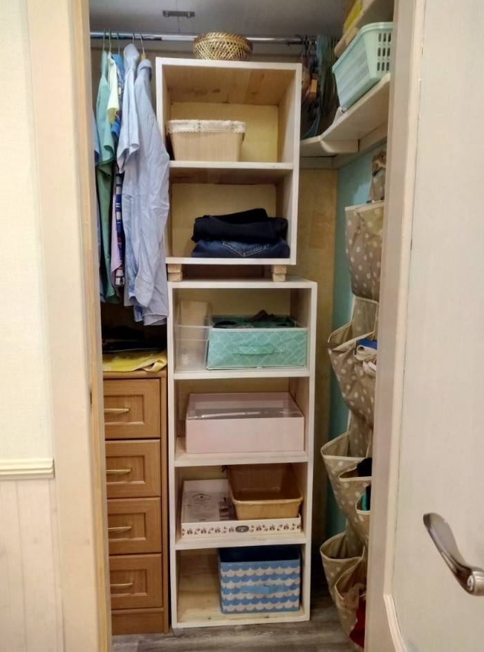 Дизайн кладовки в квартире: для маленькой площади +50 фото
