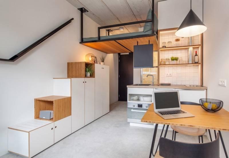 Создаем дизайн комнаты в общежитии на небольшой площади