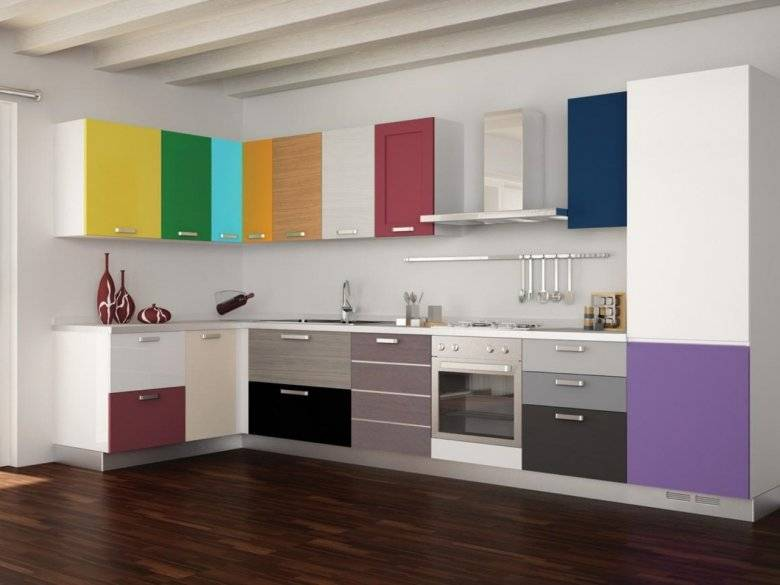Цвет кухни 2021. 12 беспроигрышных оттенков