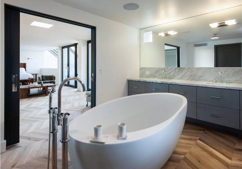 Акриловое покрытие ванны: характеристика, плюсы и минусы, особенности выбора акриловых ванн