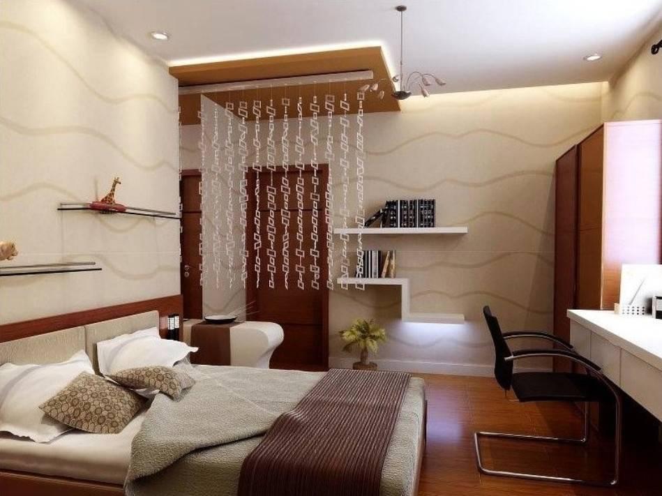 Интерьер маленькой спальни: фото обзор лучших идей с интересным дизайном и планировкой