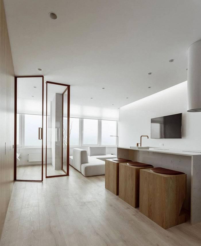 Минимализм в интерьере – идеи для дизайна квартиры