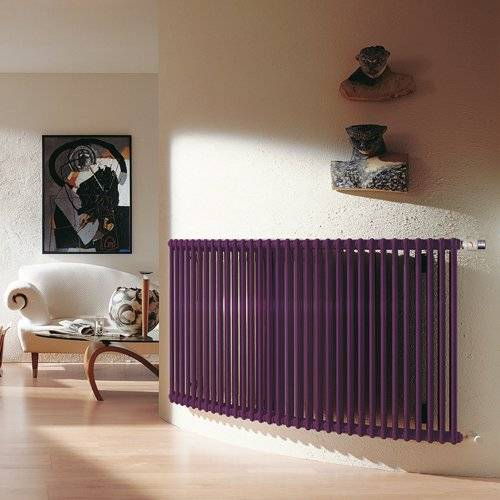 Дизайнерские радиаторы отопления: новое веяние в декоре интерьера