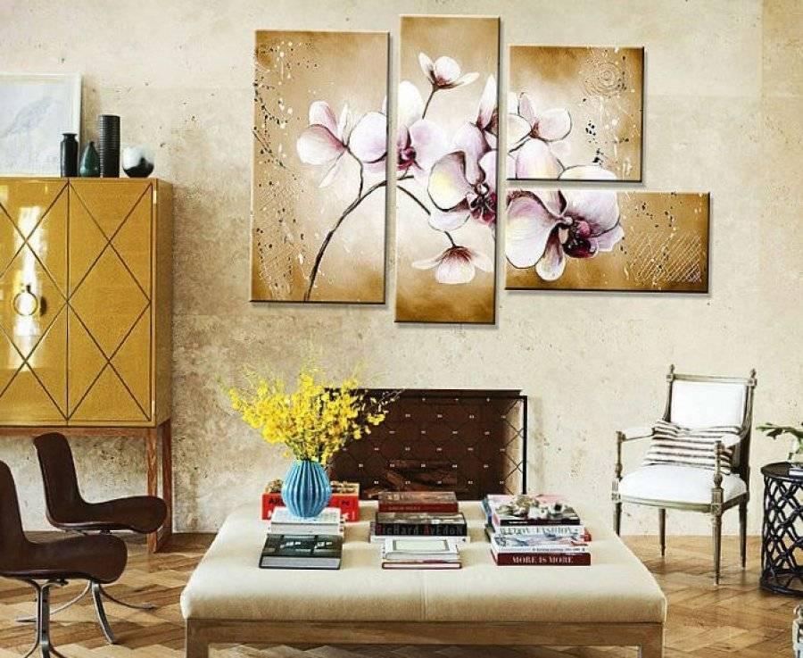 Рисунки на стене (38 фото) – простые и эксцентричные идеи модного декора