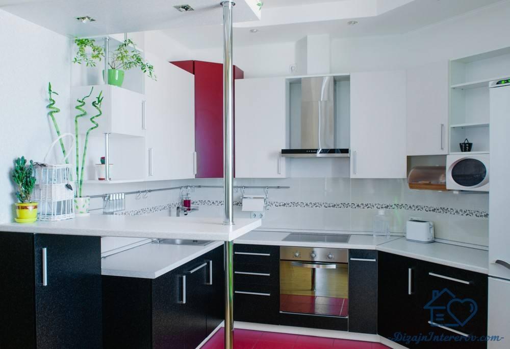 Пластиковые гарнитуры в кухонном интерьере: плюсы и минусы