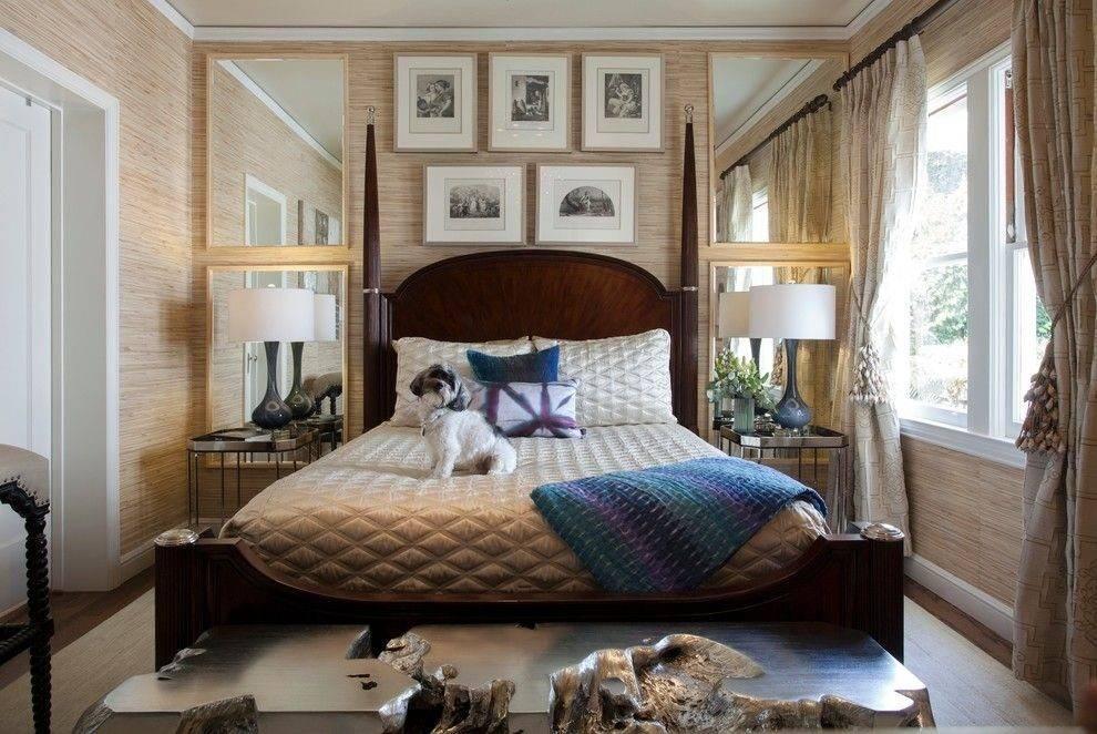 Маленькая спальня - 200 фото лучших идей дизайна, планировки и зонирования