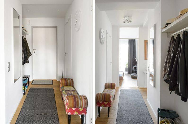 Дизайн коридора в «хрущевке»: интересные идеи
