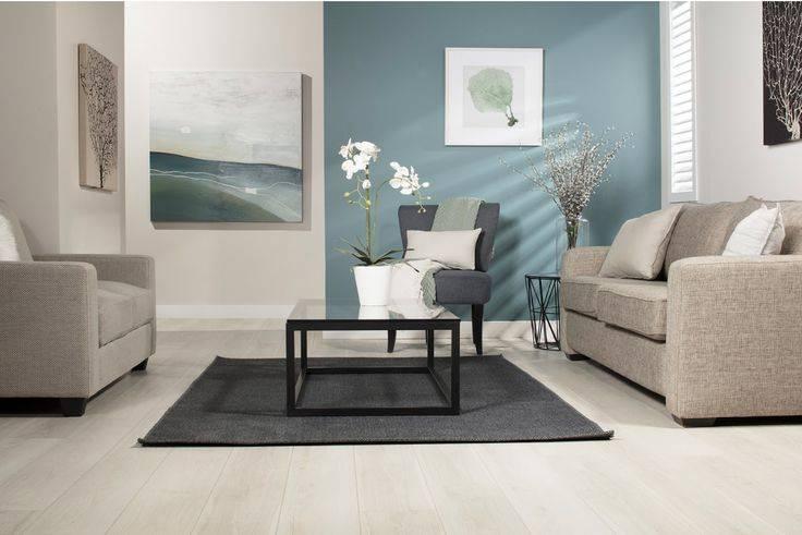 Как оформить пол, потолок, стены и мебель в одном стиле: сочетание цветов в интерьере (таблица, фото)