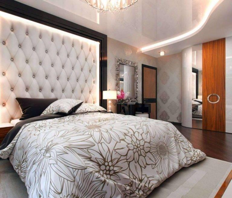 Декор стен в спальне: инструкция с советами по оформлению стен, фото необычных вариантов дизайна и декора