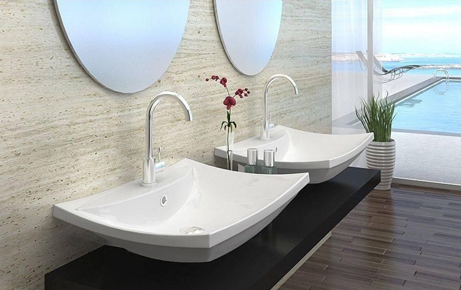 Подвесная раковина в ванную комнату — особенности, топ-8 лучших моделей