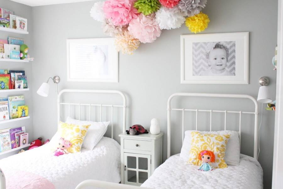 Как украсить комнату на день рождения ребенка: фото идей и diy своими руками