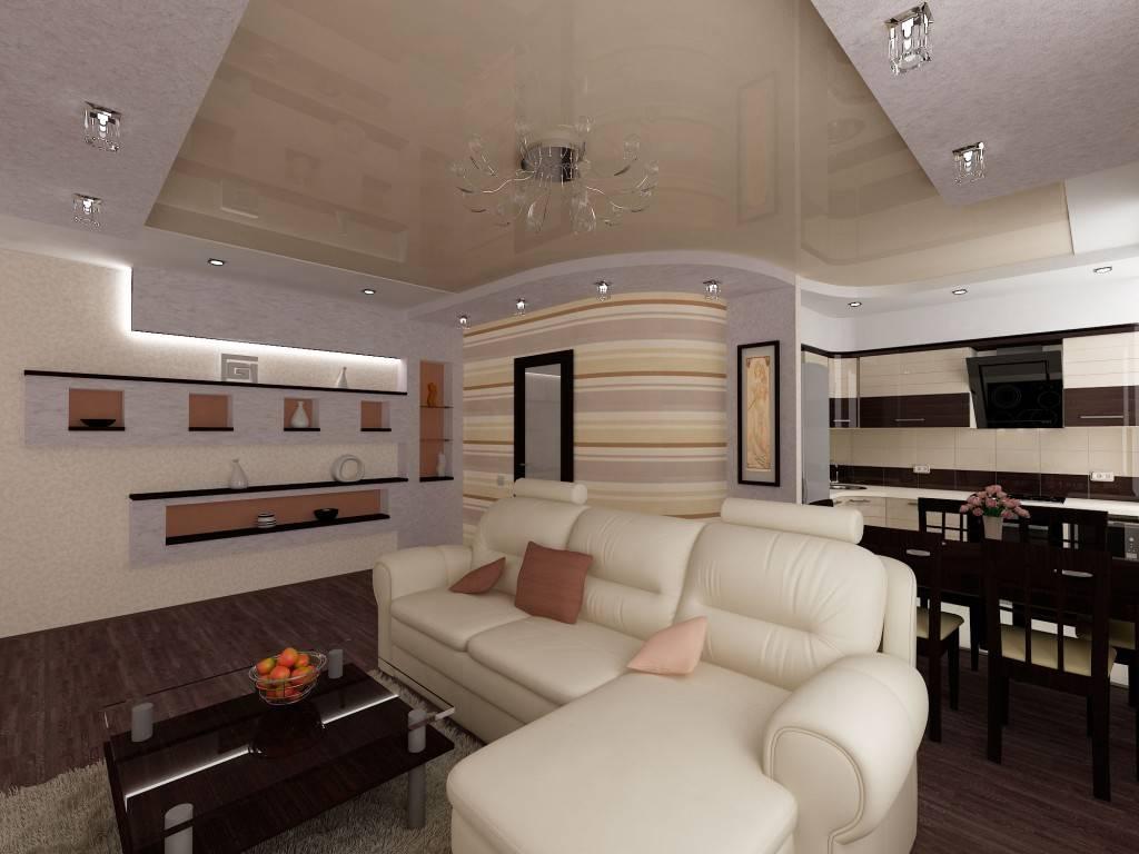 Дизайн кухни 20 кв.м. - 75 фото интерьеров после ремонта, красивые идеи
