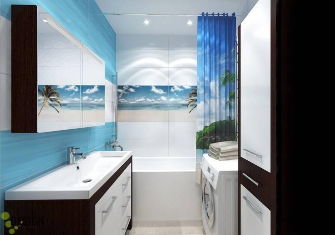 Ванная в морском стиле: практичные идеи дизайна и интересные варианты украшения ванной