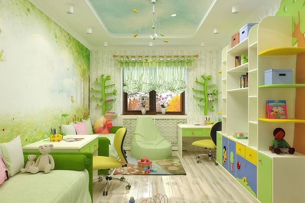 Ремонт детской комнаты: как сделать бюджетно и с чего нужно начать, варианты | дизайн и фото