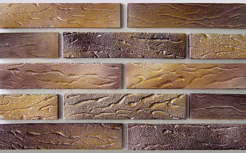 Покраска декоративного камня из гипса +50 фото примеров