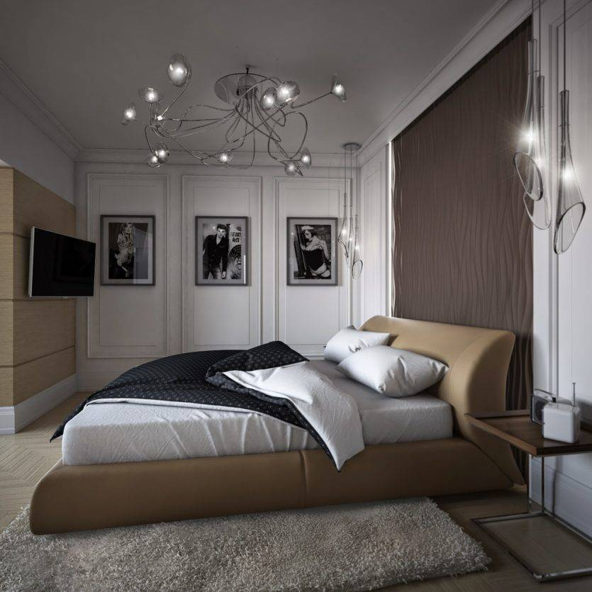 Спальня 15 кв. м.: варианты дизайна и особенности оформления интерьера (140 фото)