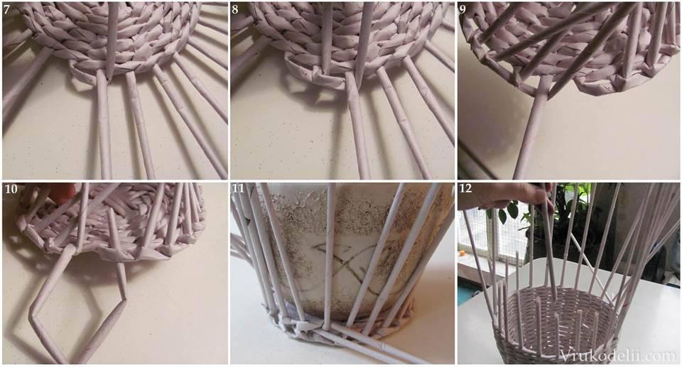 Поделки из газетных трубочек: идеи для начинающих и пошаговая инструкция от мастеров (115 фото)