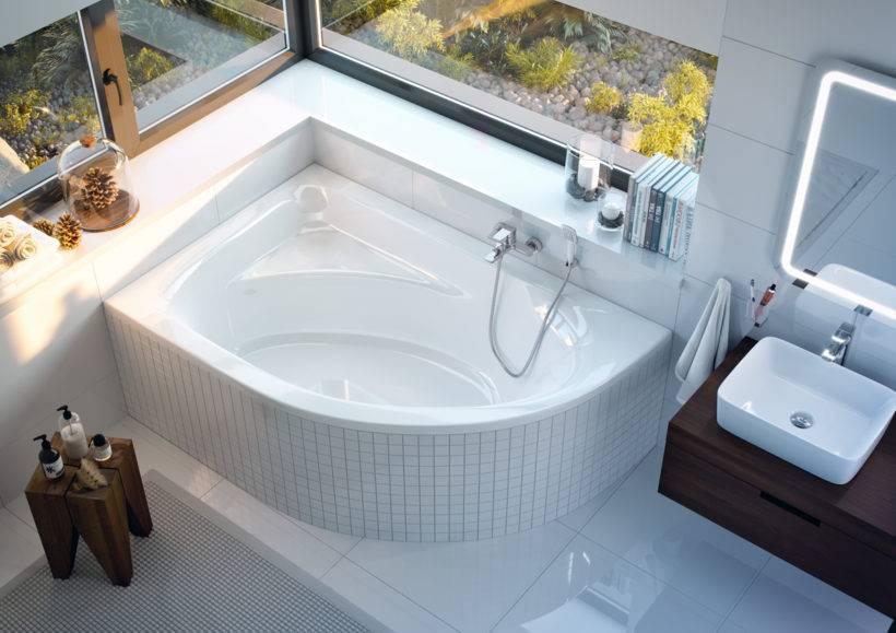 Виды ванн: какие лучше, модели и различия?