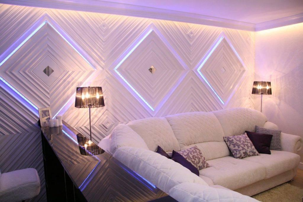 Освещение коридора квартиры - делаем правильно (100 фото)