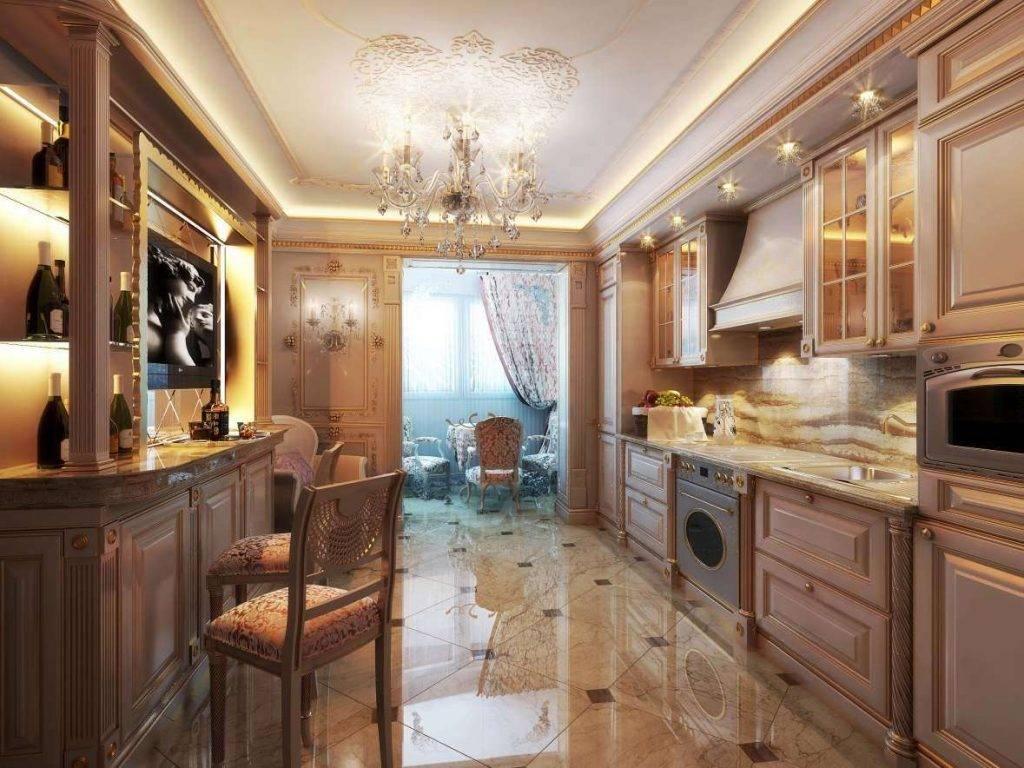 Кухня в классическом стиле – 60 фото и 10 принципов дизайна