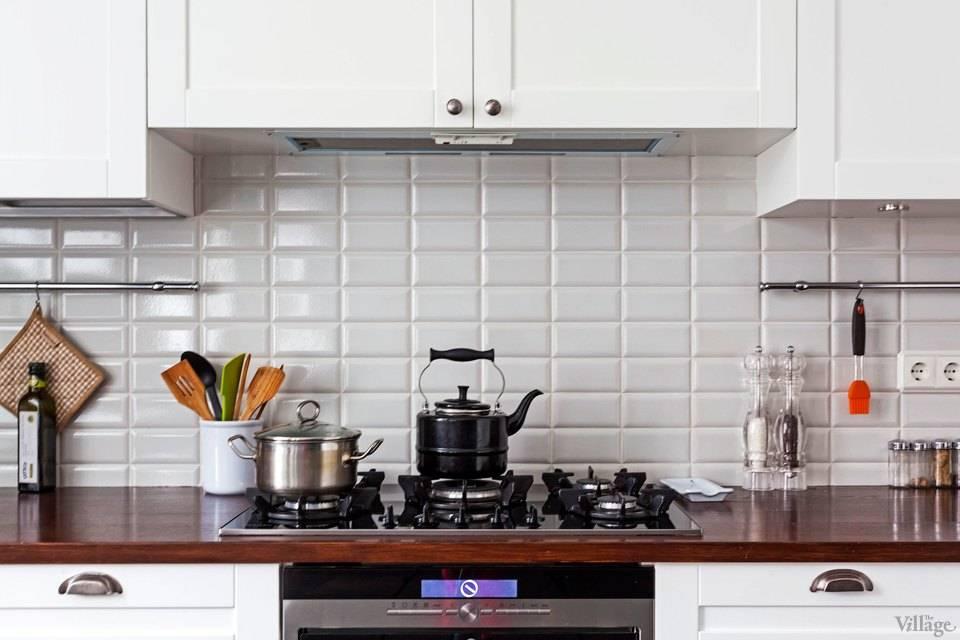Как сделать фартук на кухню из плитки — оригинальные идеи вариантов отделки