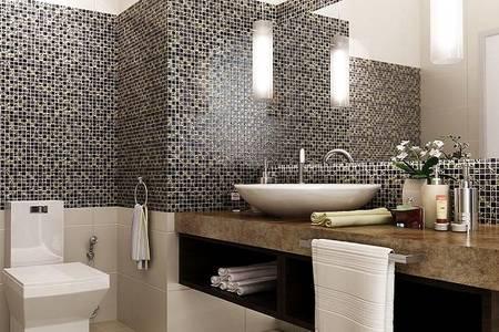 Дизайн плитки для ванной комнаты для маленькой площади: 60+ фото, красивый дизайн отделки маленькой ванной комнаты плиткой