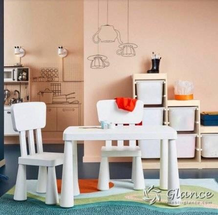 Мебель для детской комнаты: лучшие советы по выбору мебели (+40 фото)