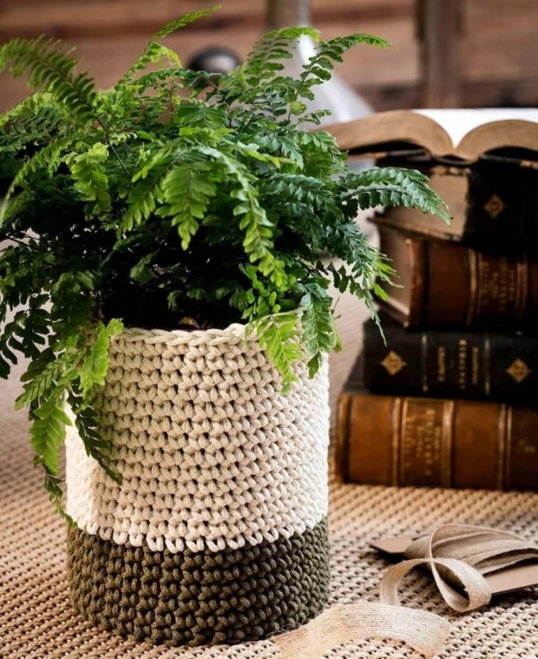 Декор горшков своими руками поэтапно: простые украшения и варианты декора горшков из разных материалов