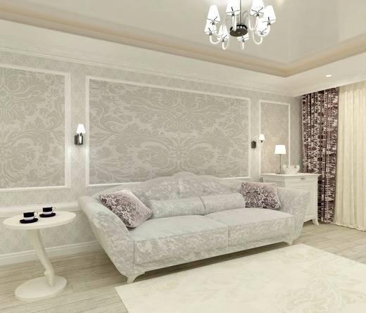 Молдинги для стен, лучшие идеи для декора комнаты