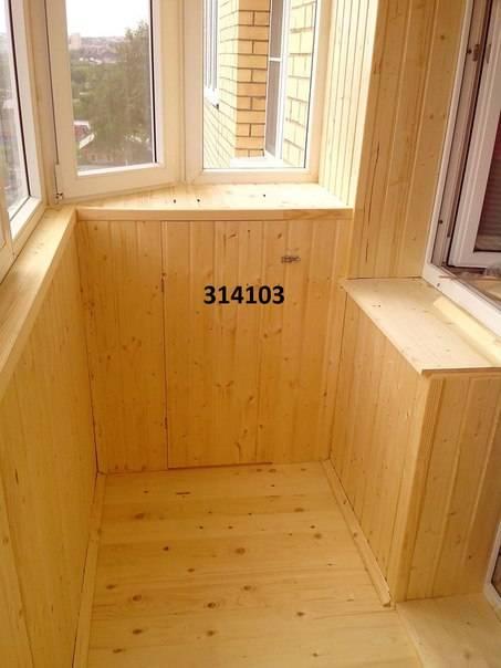 Отделка балкона вагонкой: 135 фото и видео примеров, советы и описание выбора материалов