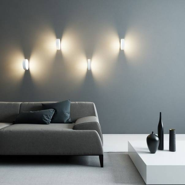 Стильные бра на стену – фото самых красивых светильников
