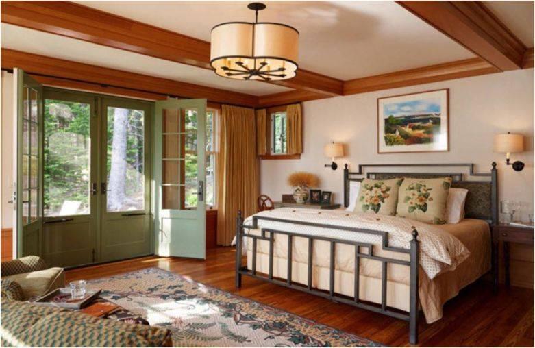 Уютная спальня (120 фото) - лучшие идеи красивого и необычного оформления дизайна спальни
