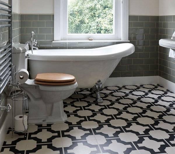 Пол в ванной (150 фото): особенности выбора покрытия, инструкция от эксперта
