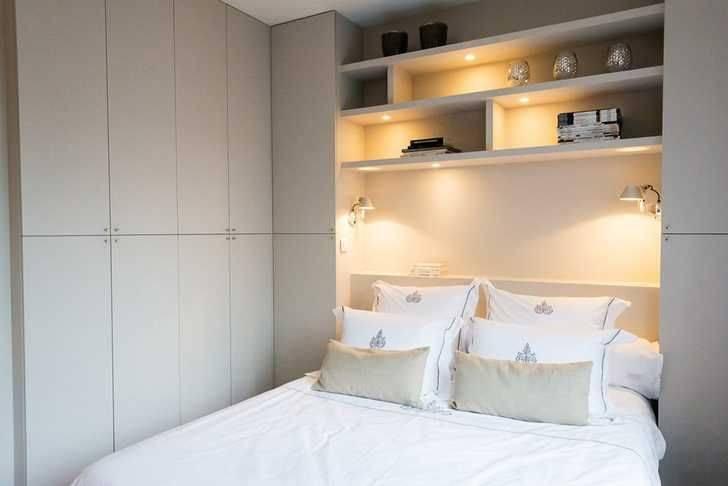 Встраиваемая мебель для спальни: 120 новинок дизайна с фото примерами лучших моделей для интерьера