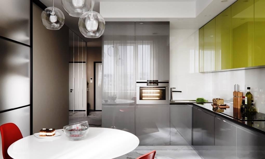 Кухня в стиле минимализм: все правила умеренного дизайна