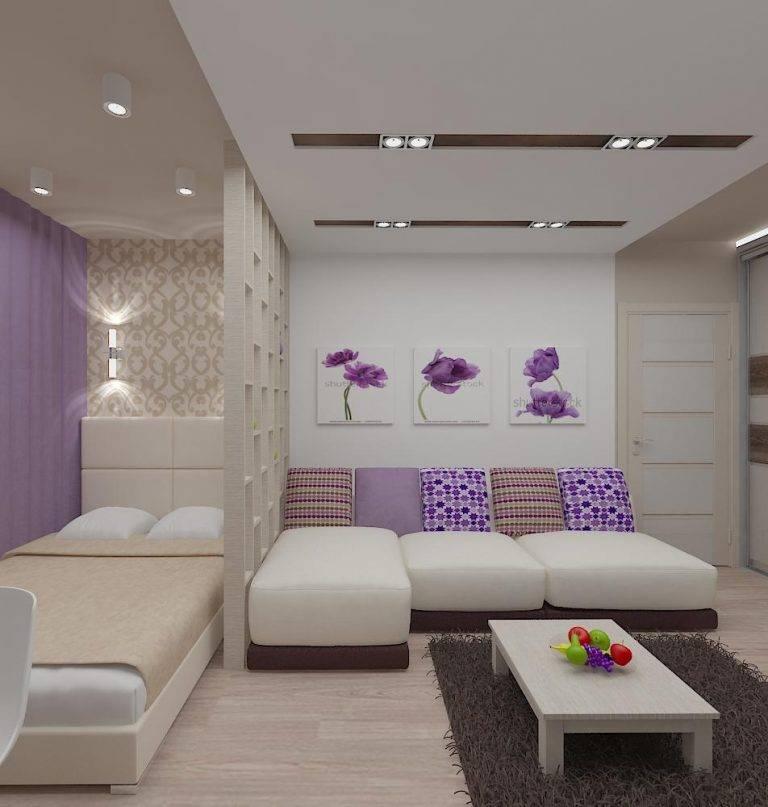 Квартира 35 кв. м. — обзор лучших дизайн-проектов (120 фото)