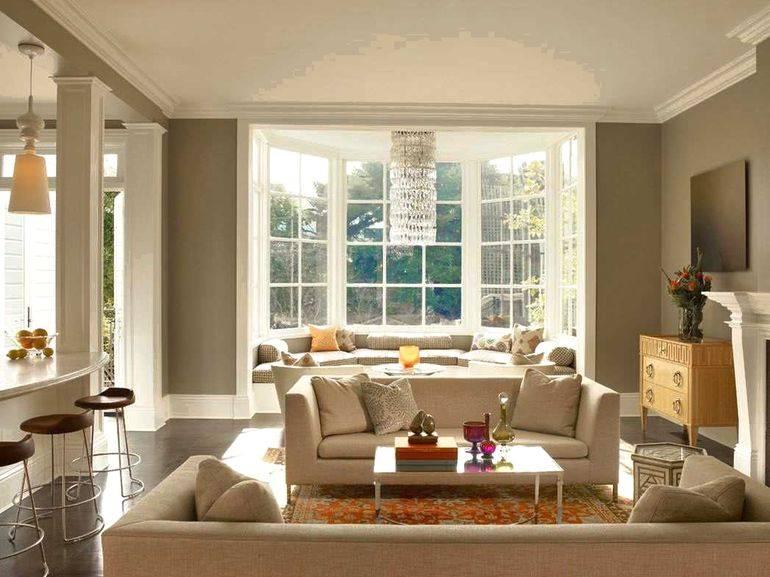 Расстановка мебели в гостиной, виды и основные правила размещения