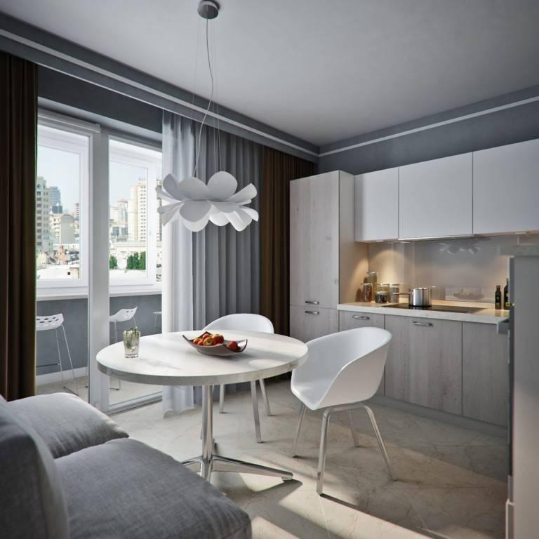 Кухня площадью 4 квадратных метра: особенности дизайна, полезные приёмы планировки, выбор стиля - 27 фото