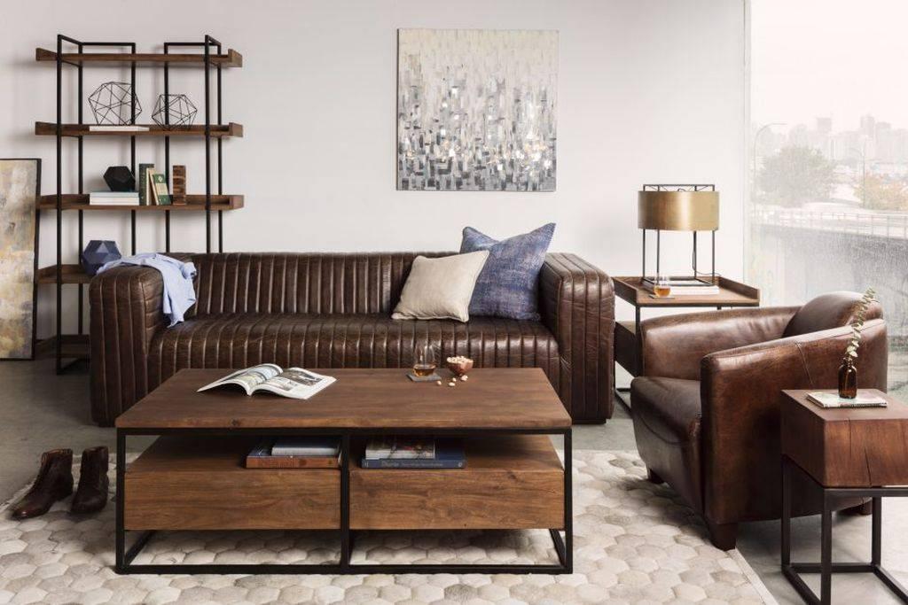 Серый диван в гостиной: 7 причин его приобрести (40 фото)