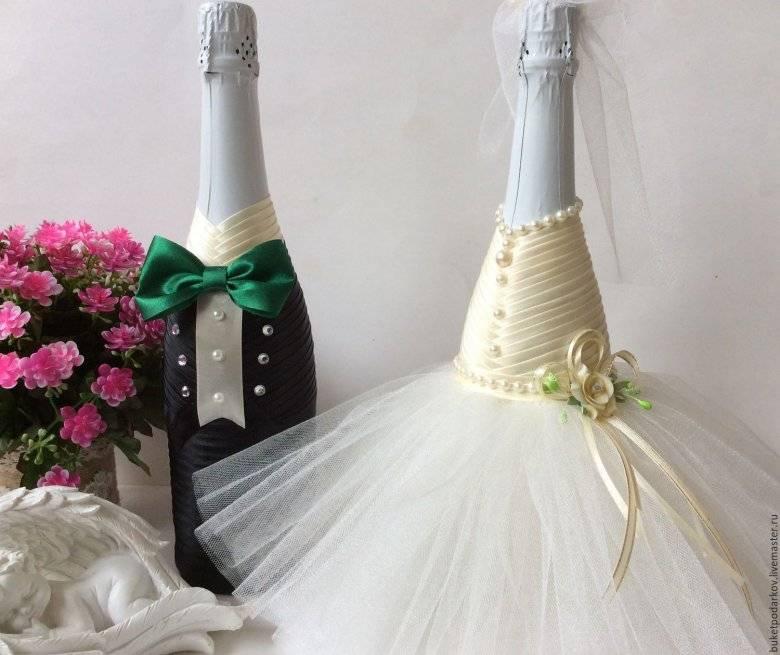 Bubbly bar: 7 свадебных идей для подачи шампанского