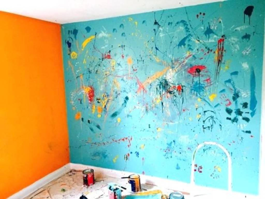 Как красить стены водоэмульсионной краской без разводов | советы специалистов