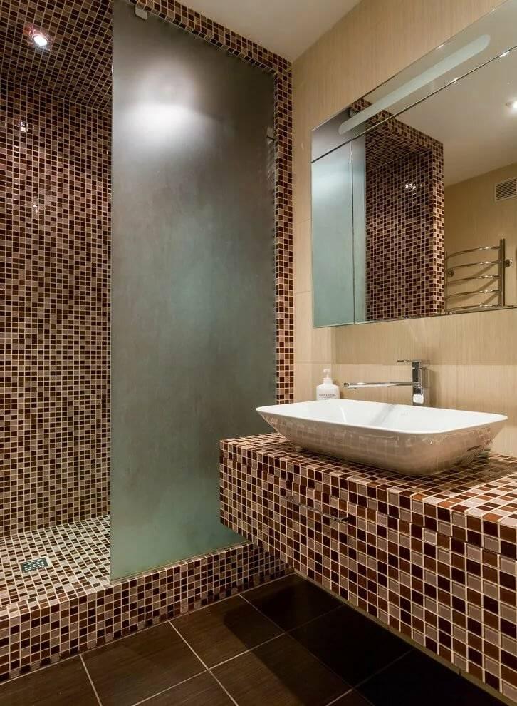 Мозаика для ванной: вдохновляющие идеи для использования в ванной (70 фото)   дизайн и интерьер ванной комнаты