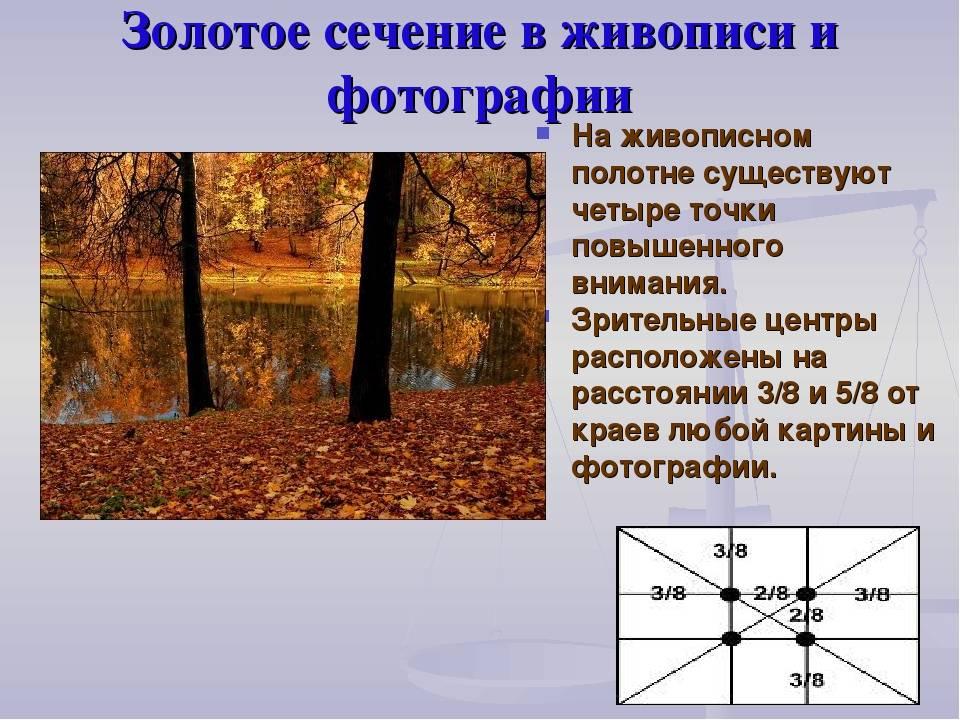 Золотое сечение в архитектуре: принцип проектирования зданий