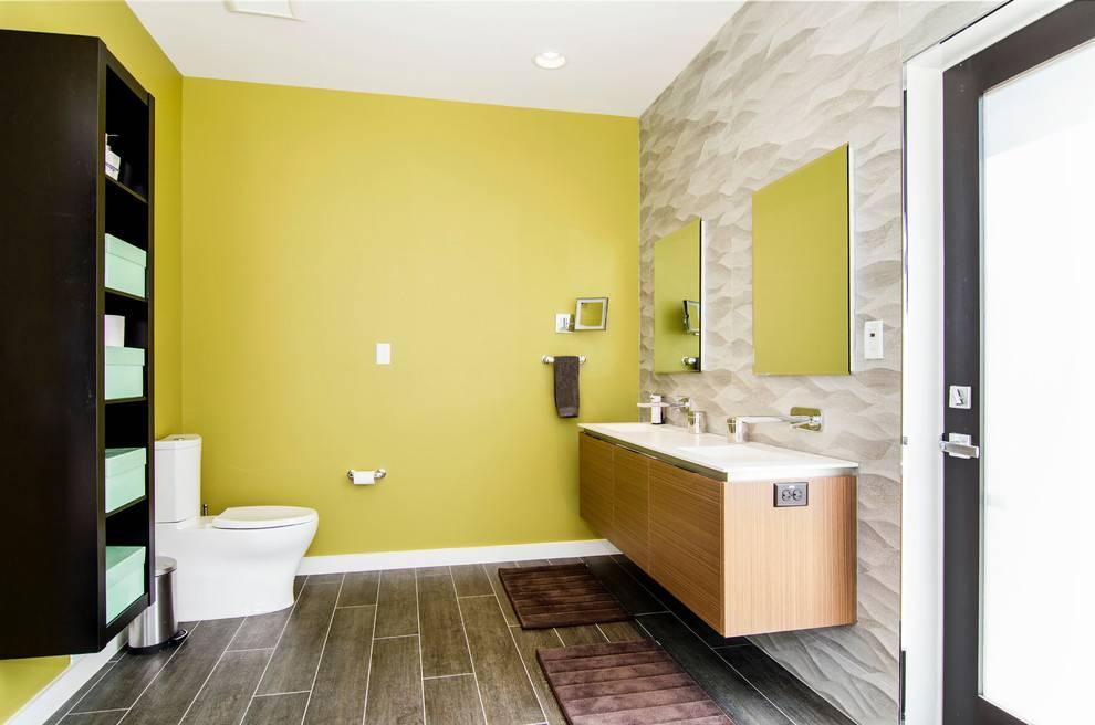 Цвет плитки в ванной — какой лучше? топ-115 фото удачных сочетаний + правильный подбор цвета, размера и узора плитки